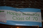 Happy 60th Birthday, Class of 1970.